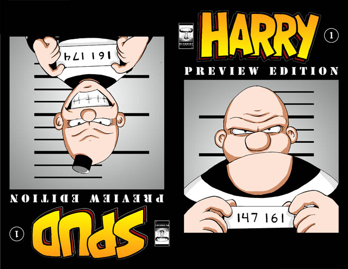 Spud and Harry preview